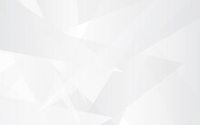 Abstract White Background,  White Modern Background Vector Design