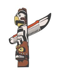 canadian culture totem