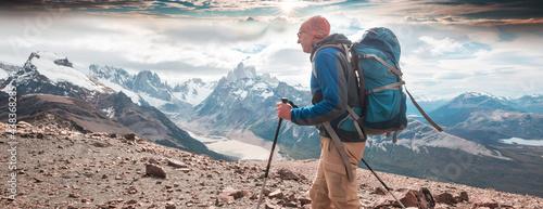 Fotografiet Hike in Patagonia