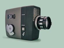 Retro Film Video Camera