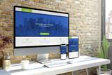 Responsive devices website