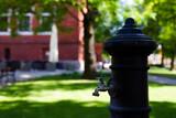 Miejska woda pitna, hydrant i kran