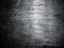 Old Rusting With Peeling Paint Metal Blank Designer Background