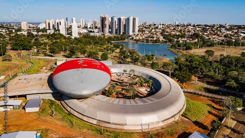 Valokuva Aerial view of the Parque das Nações Indígenas