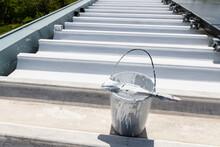 日本 DIYリフォーム 陸屋根の塗り替え塗装