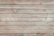 Old Wooden Wall. Natural Texture Of Wooden Boards, Vintage Planks