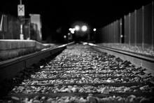 Railway In The City