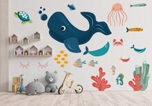 Ocean Kids Room