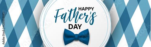 Fotografie, Tablou Happy Fathers Day