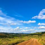 Fototapeta Tęcza - road to the sky