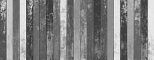 Combinaison De Teintes Grises Sur Fond Bois