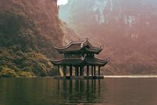 Temple Vietnam Trang An