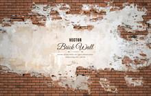 Beautiful Block Brick Wall Pattern Texture Background