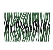 Pattern,zebra, Green,black, Sketch