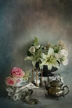 Tea Time Tablescape
