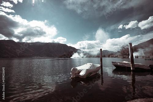 Fotografia Como Lake