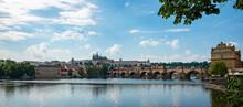 Prag, Burg, Panorama