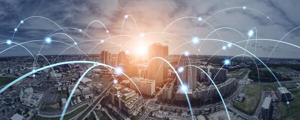 都市とネットワーク 無線通信