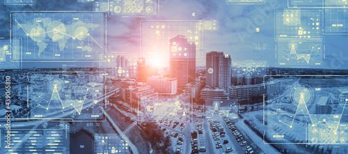 都市とネットワーク データ社会