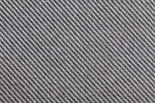 Background Image - Textured Gray Fabric With A Diagonal Pattern