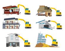 解体 建物 建築 解体業者