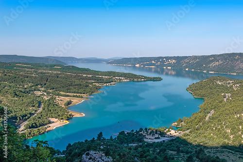 Obraz na płótnie Lac de Sainte-Croix