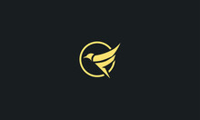 Flying Bird Logo / Icon Design