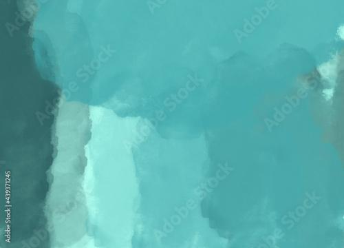 Abstrakt malowany farbą