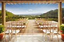 Destination Wedding In Wine Country