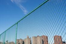 Fence In New York City