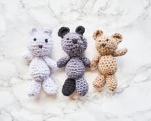 Multicultural Teddy Bears