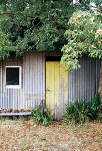 Rustic Old Garden Shed
