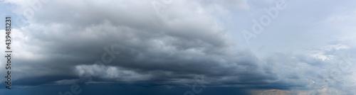 Fotografiet overcast, gale, template, color, pattern, long, tempest, gray, design, dark, sto
