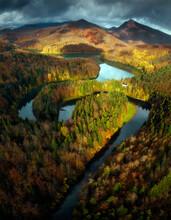 Irabia Reservoir, Irati Forest