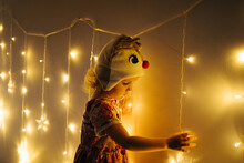 Little Child And Lights