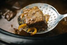 Chunk Of Korean Beef Flank Steak