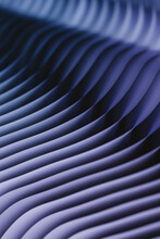 Abstract Blue Foil Backgrounds