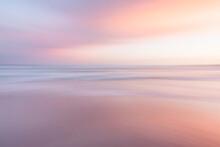 Sunset At Wreck Beach. Eyre Peninsula. South Australia.