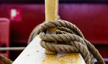 Rope Around A Winch