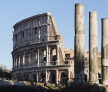 Coliseum Of Rome