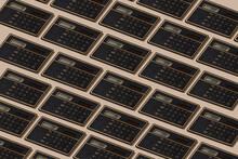 Solar Calculators Mosaic