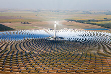 Gemasolar Solar Power Plant Spain