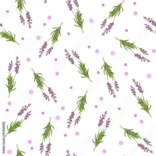 Tapety Francuskie  jednolity-wzor-kwiatow-lawendy-bukiet-lawendy-serce-delikatne-polne-kwiaty