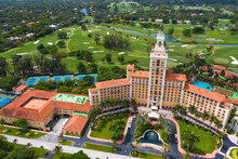 Beautiful Hotel And Golf Course