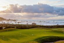 Golf Course Coast France