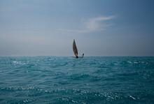 Traditional Tanzanian Sai Boat