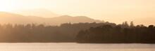Windermere Lake Sunset Lake District