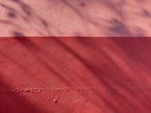 Red And Gray Colored Surface