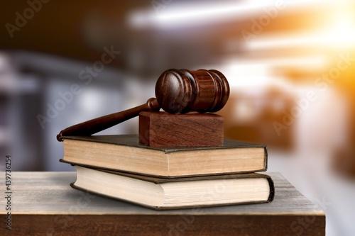 Obraz na płótnie Lawyer.