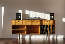 Home Music Stereo System